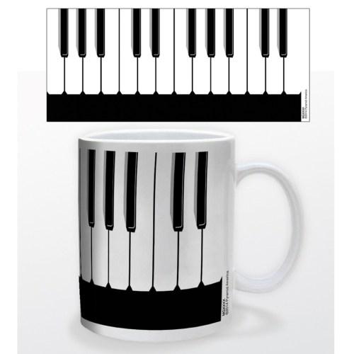 Piano-Keys-Mug