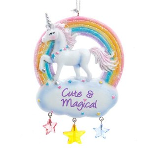 Unicorn-Ornament-Cute