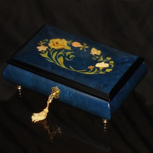 Italian-Inlay-Musical-Jewelry-Box-Blue