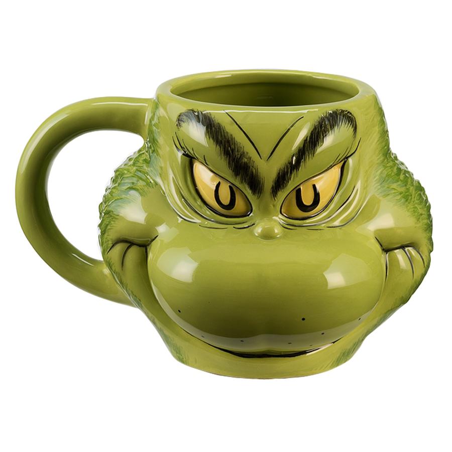 Grinch-Sculpted-Mug