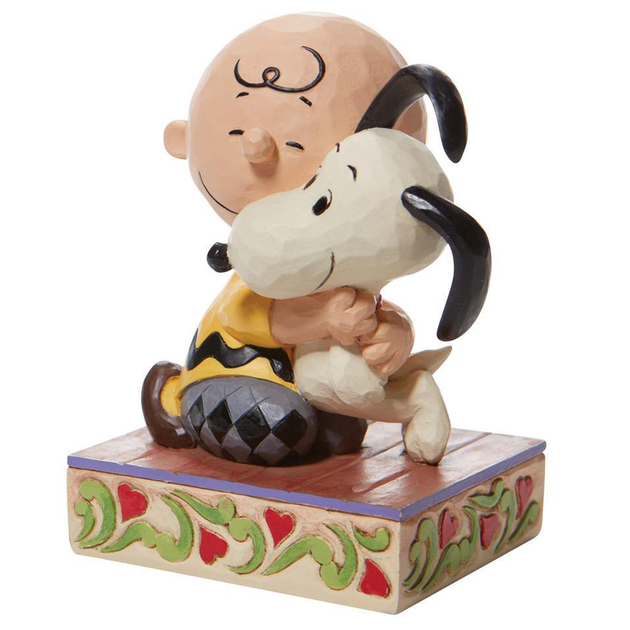 Charlie-Hugs-Snoopy-Left-View