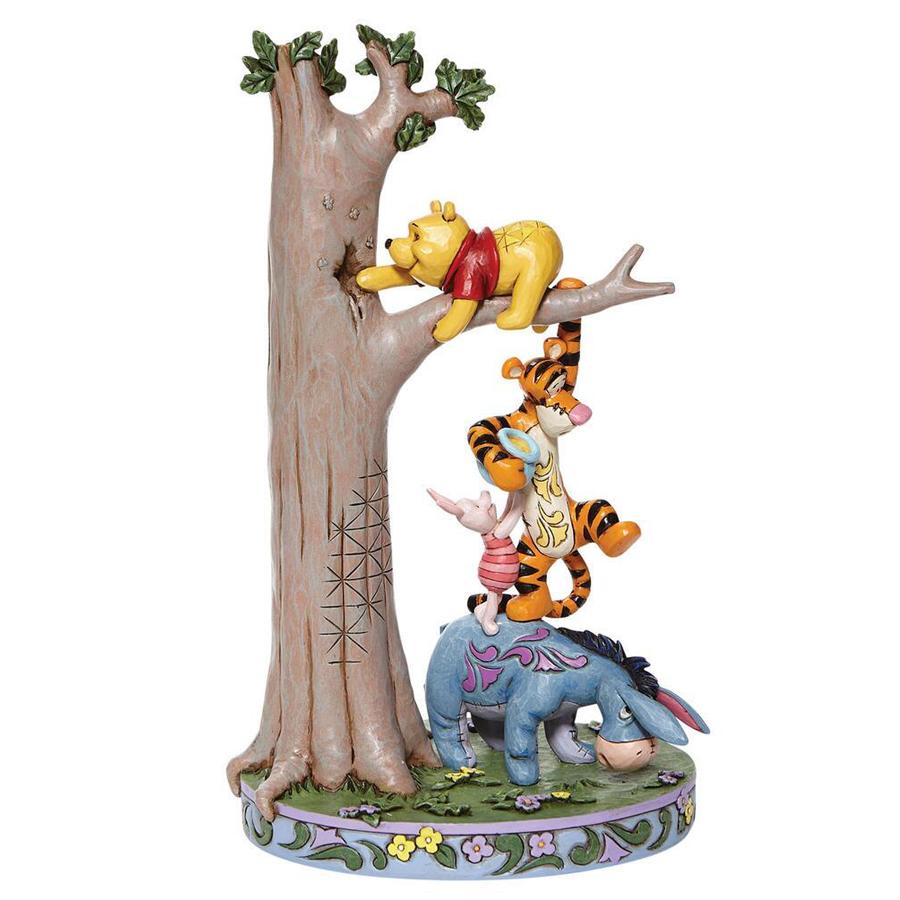 Winnie-the-Pooh-in-Tree-Jim-Shore