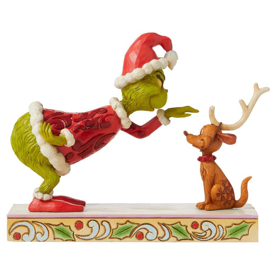 The Grinch-Patting-Max-front-view
