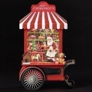 Santa-Workshop-Cart-Lantern