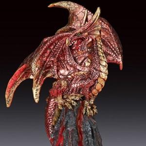 Dragon-on-Volcano-close-up