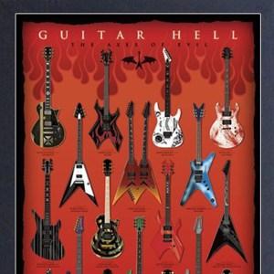 Guitar-Hell-Framed-close-up