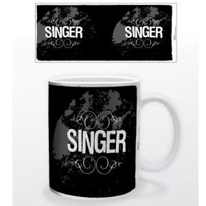 Singer-Mug