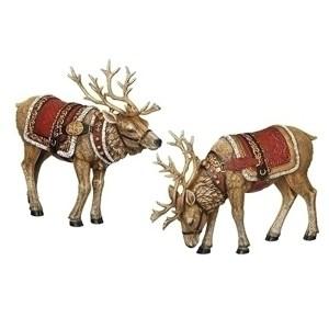 Red-Reindeer-set