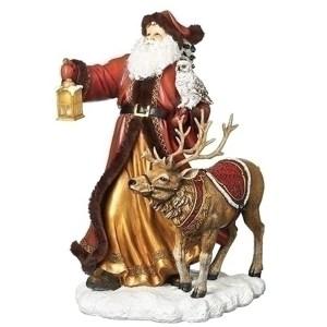 Red-Santa-With-Reindeer