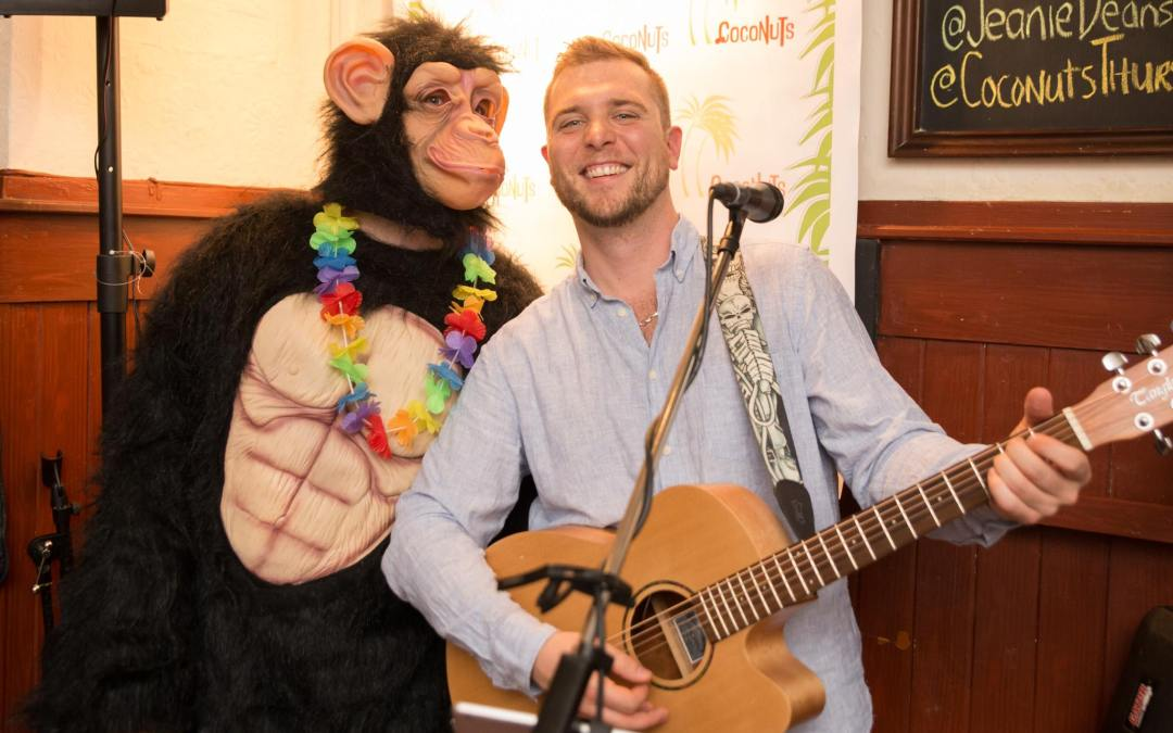 """What is a Music Entrepreneur? Does it sound like """"monkey business""""?…lol, fair enough, let's take a deeper look!"""