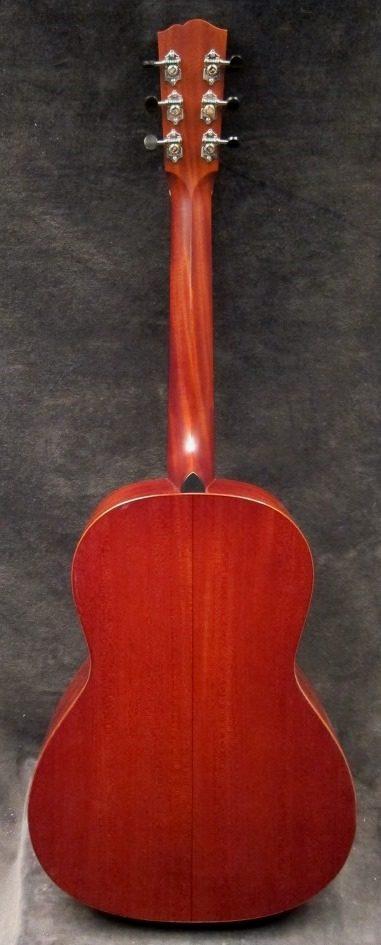 Santa Cruz Guitar 1929 OO full back