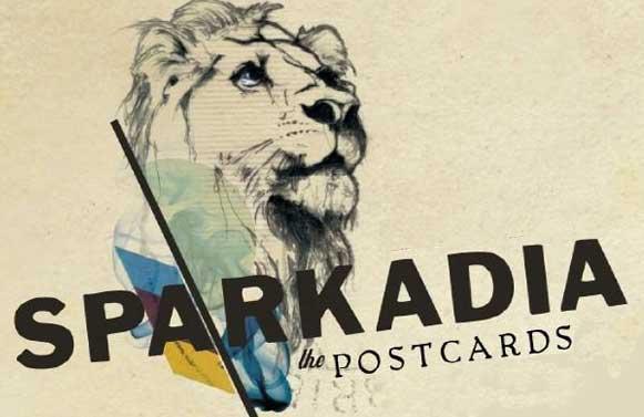 sparkadia-postacards