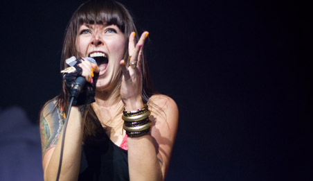 Sleigh Bells Treats album review