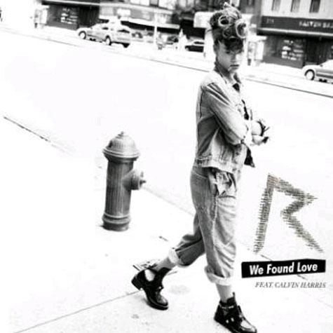 Rihanna ft. Calvin harris we found love djbooth.