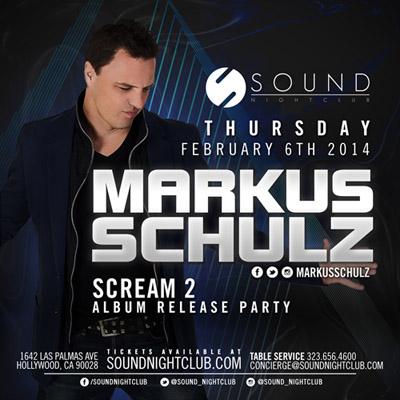 scream two album release party
