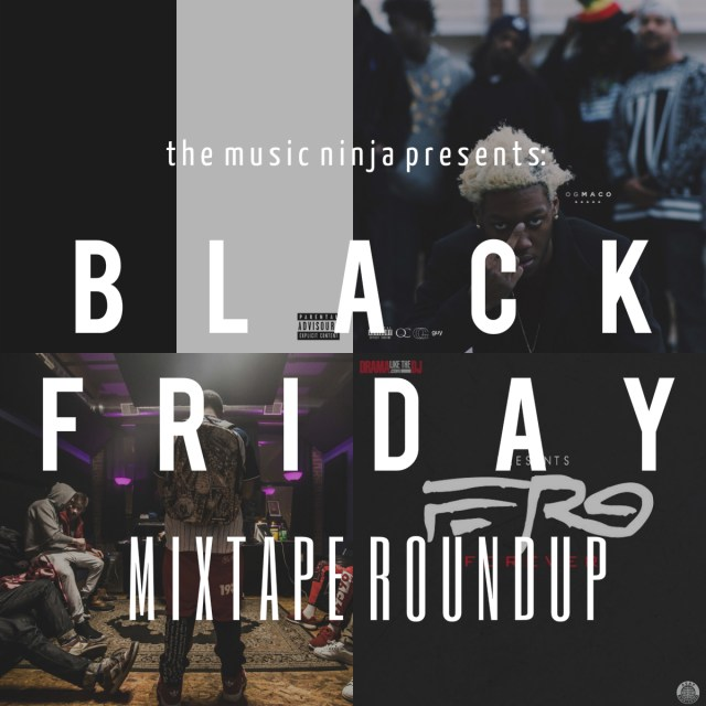 TMN Black Friday Mixtape Roundup