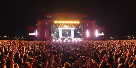 Reading Main Stage