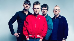 Blur and Snow Patrol Co-headlined together in 2009
