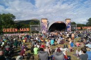 Green Man Stage
