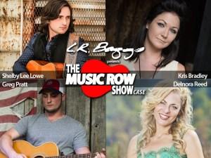 Showcase with Shelby Lee Lowe, Kris Bradley, Greg Pratt & Delnora Reed