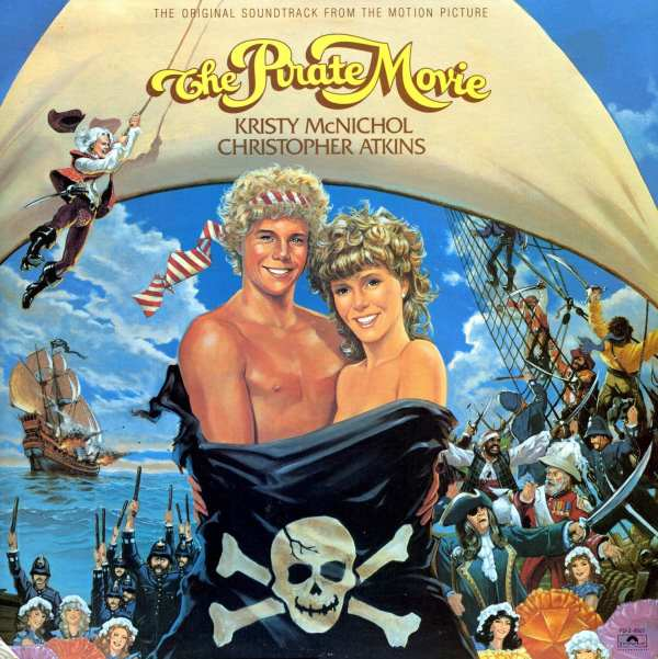 The Pirate Movie - Original Soundtrack (1982) CD 1