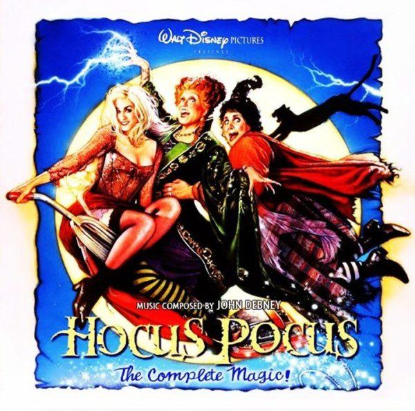 Hocus Pocus - Original Soundtrack (The Complete Magic! Complete Score Edit) (1993 2016) (65 Tracks) 2 CD SET
