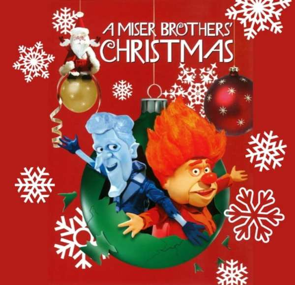 A Miser Brothers' Christmas - Original Soundtrack (EXPANDED EDITION) (2008) CD 1