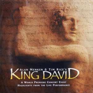Alan Menken & Tim Rice's King David - Original Broadway Cast Soundtrack (1997) CD 5