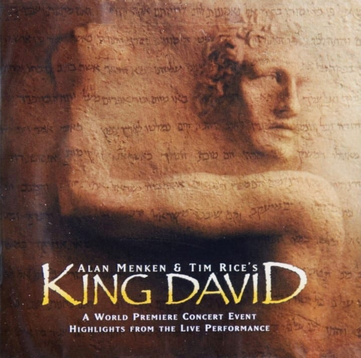 Alan Menken & Tim Rice's King David - Original Broadway Cast Soundtrack (1997) CD 7