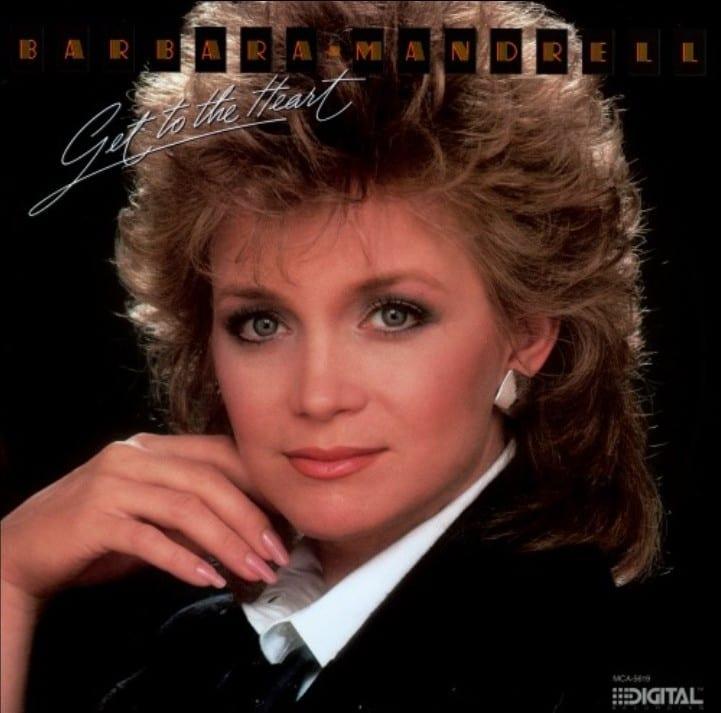 Barbara Mandrell - Get To The Heart (1985) CD 8
