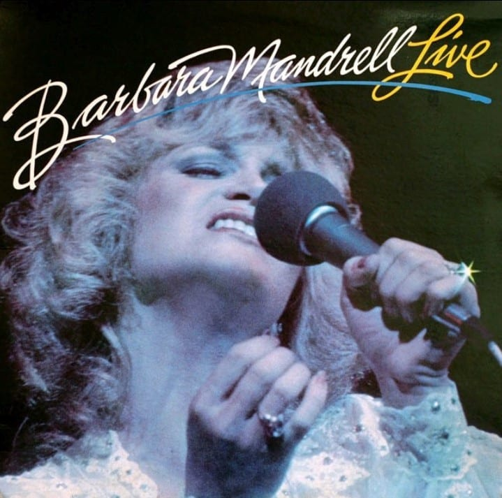 Barbara Mandrell - Live (1981) CD 8
