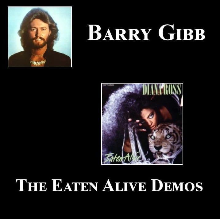 Barry Gibb - The Eaten Alive Demos (2006) CD 8