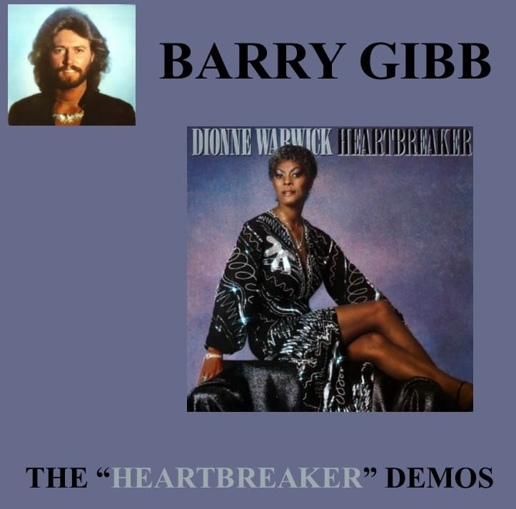 "Barry Gibb - The ""Heartbreaker"" Demos (EXPANDED EDITION) (1982) CD 9"