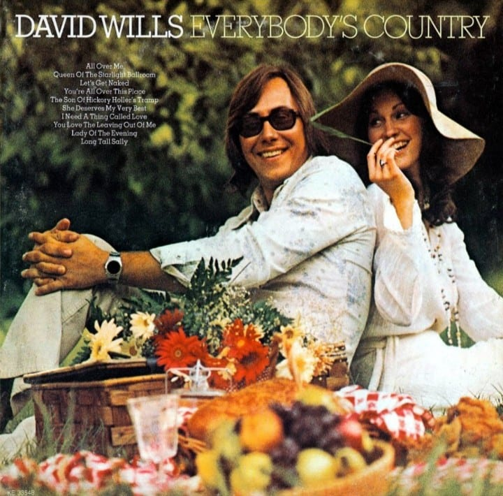 David Wills - Everybody's Country (1975) CD 9