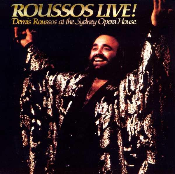 Demis Roussos - Roussos Live! Demis Roussos At The Sydney Opera House (BONUS TRACK) (1980) CD 1
