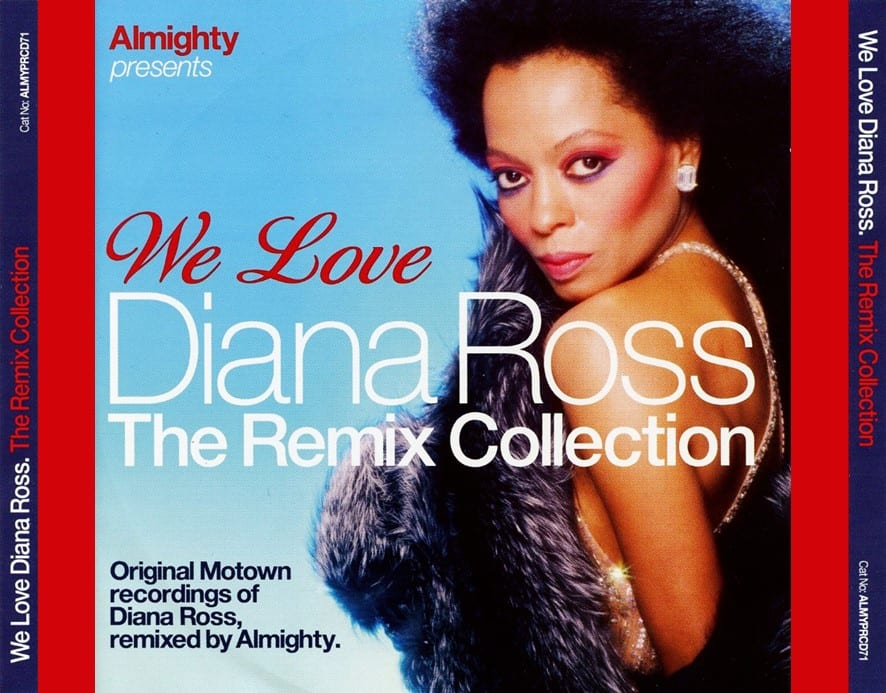 Diana Ross - Diana (DELUXE EDITION) (2003) 2 CD SET 11
