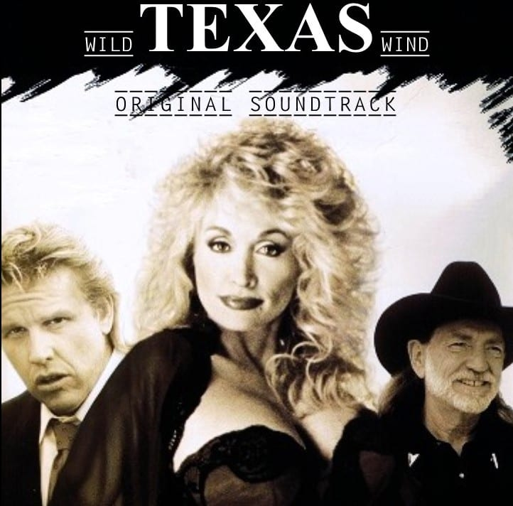 Wild Texas Wind - Original T.V. Movie Soundtrack (Dolly Parton) (1991) CD 6