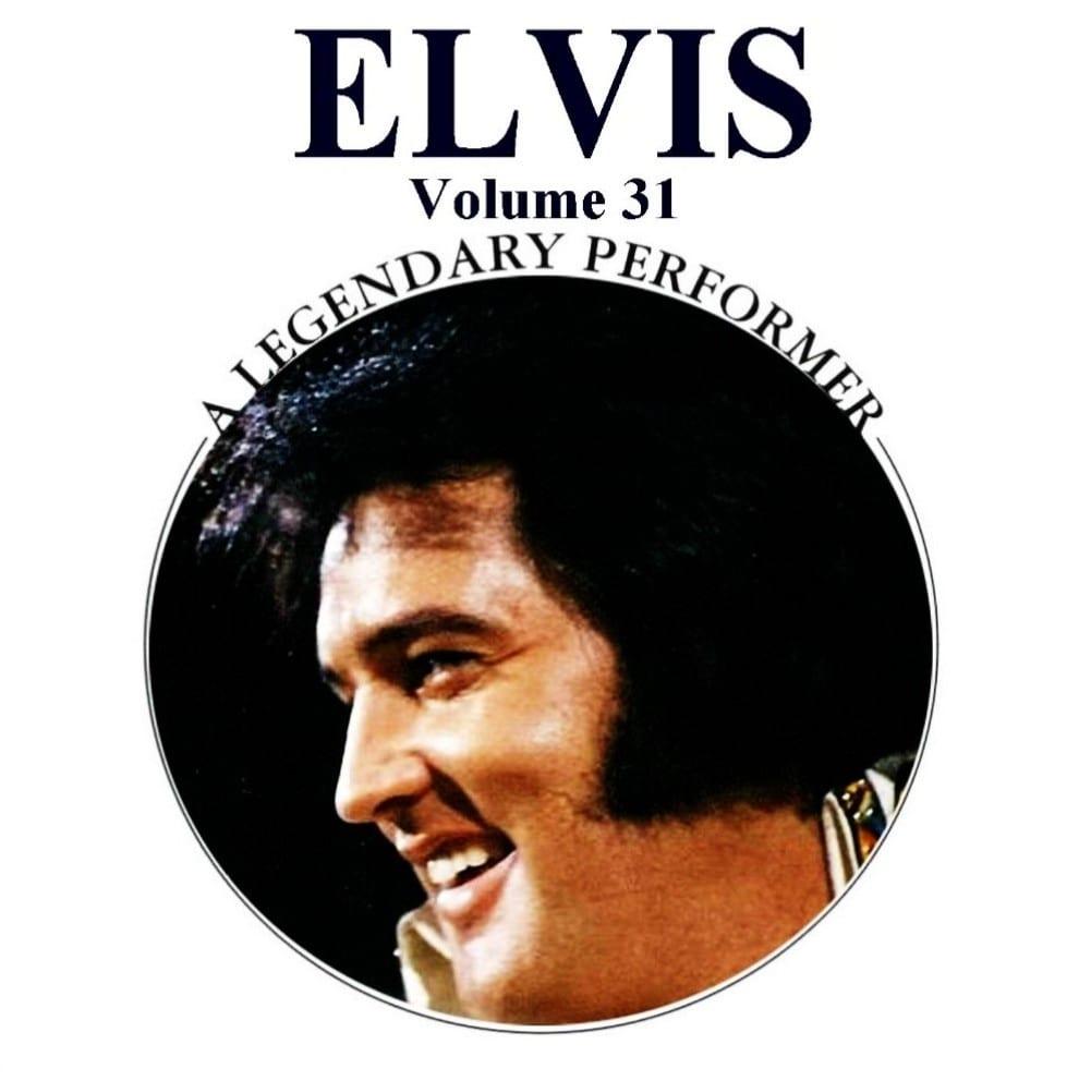 Elvis Presley - A Legendary Performer, Vol. 31 (2014) CD 8