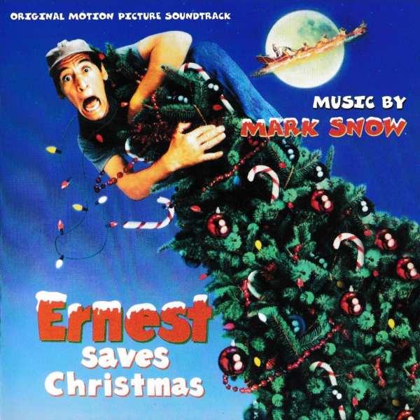 Ernest Saves Christmas - Original Soundtrack (1988) CD 1