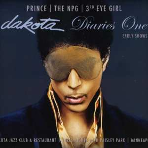 PRINCE THE NPG 3rd EYE GIRL - Dakota Diaries 1 The Early Shows (2013) 4 CD SET 12