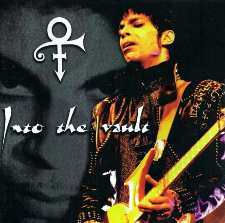 Prince - Into The Vault (1996) CD 10
