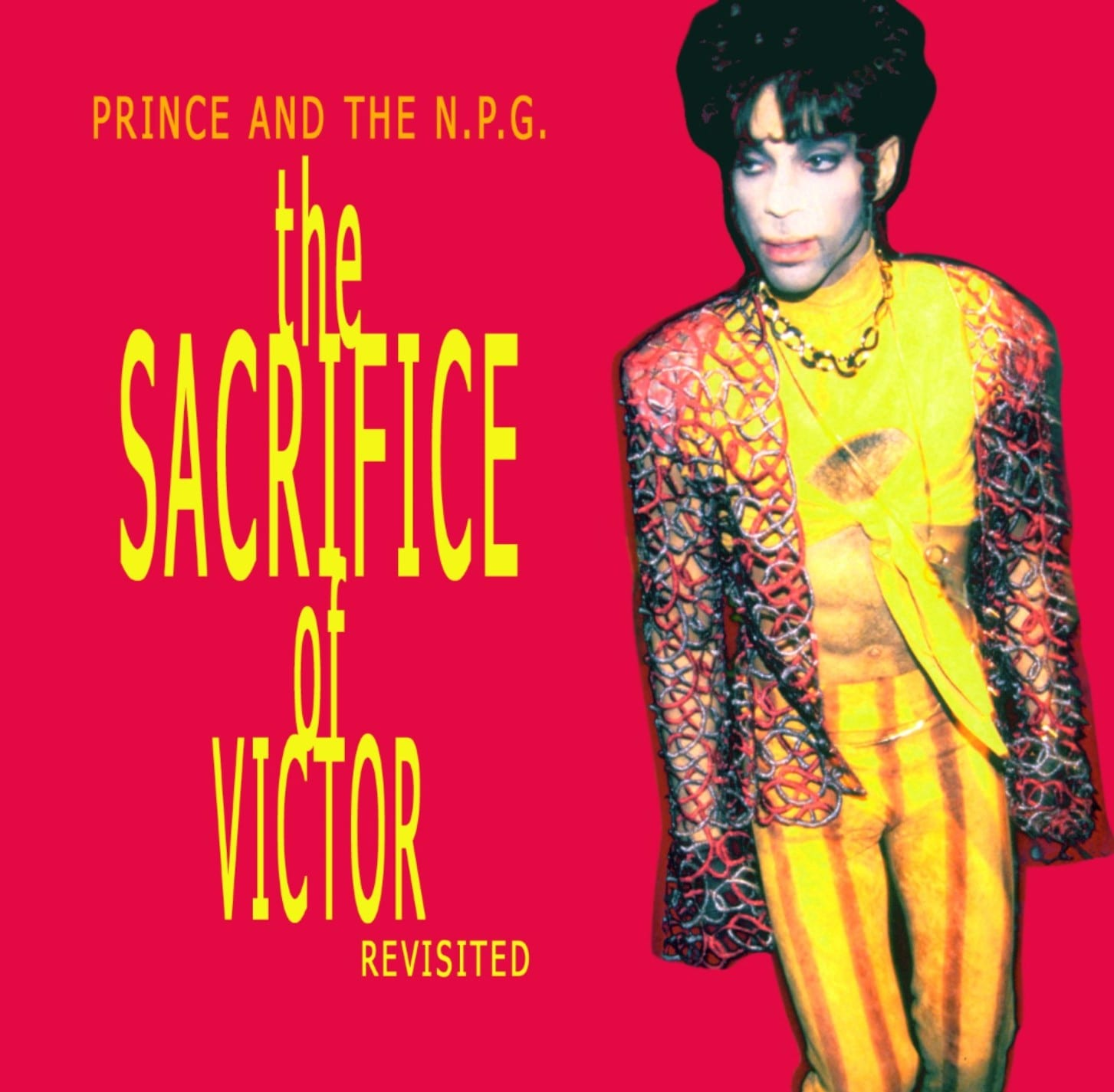 Prince - The Sacrifice Of Victor Revisited (1993) CD 9