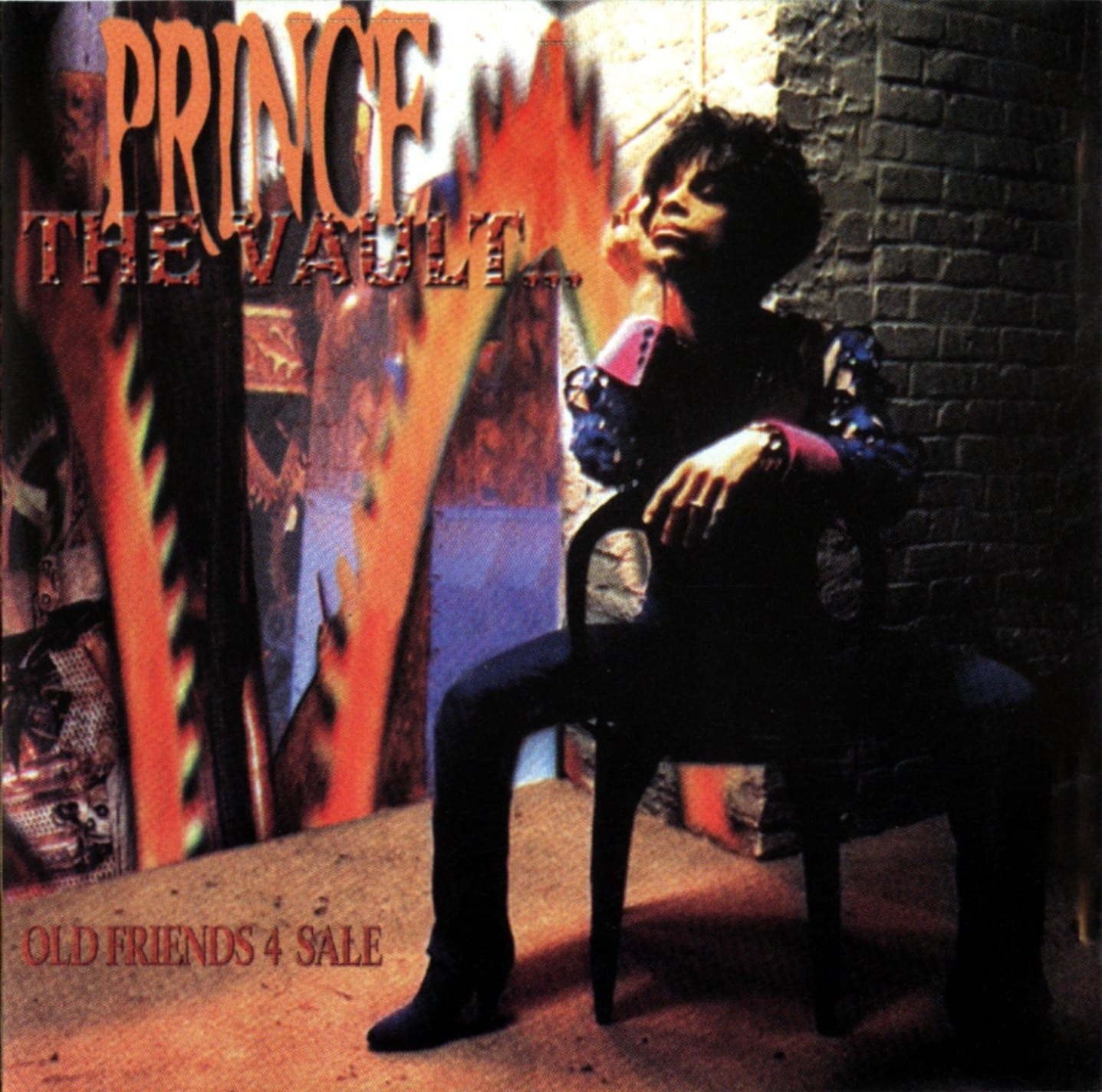 Prince - The Vault - Old Friends 4 Sale (1999) CD 11