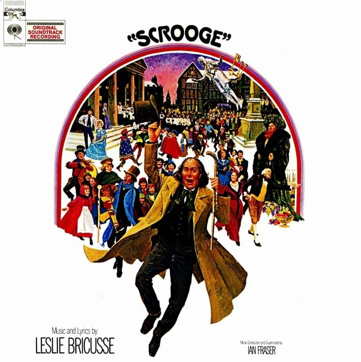 Scrooge - The Complete Orchestral Score (1970) CD 8