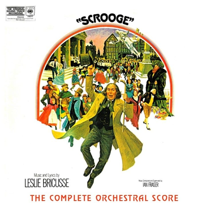 Scrooge - The Complete Orchestral Score (1970) CD 4
