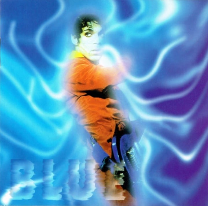 The Artist (Formerly Known As Prince) - Blue (1993) 2 CD SET 9