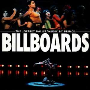 The Joffrey Ballet - Billboards (Feat. The Works Of Prince) (1993) DVD 4