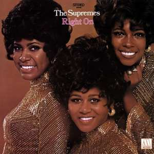The Supremes - Right On (1970) CD 27