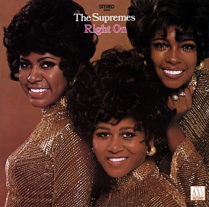 The Supremes - Right On (1970) CD 6
