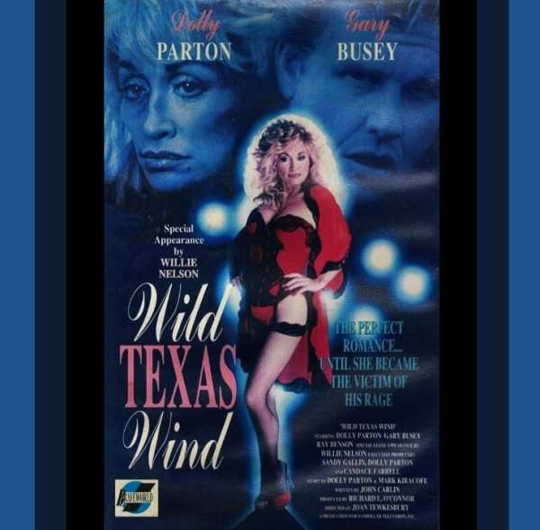 Wild Texas Wind - Original T.V. Movie & Soundtrack (EXPANDED EDITION) (Dolly Parton) (1991) DVD & CD SET 1
